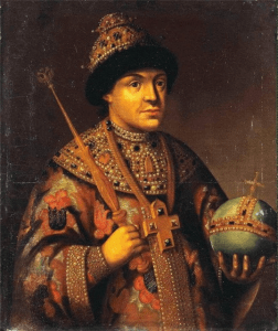 Великий князь Федор Иоанович